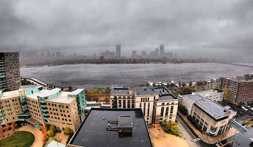Hurricane Sandy in Boston, Massachusetts | by Ehsan Hoque