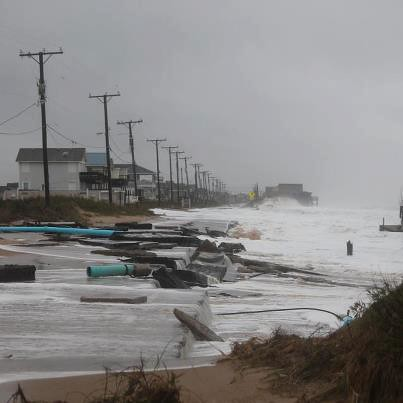 Outer banks pictures hurricane sandy — photo 1