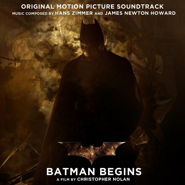 Batman Begins Soundtrack Cover | Jack Prince | Flickr