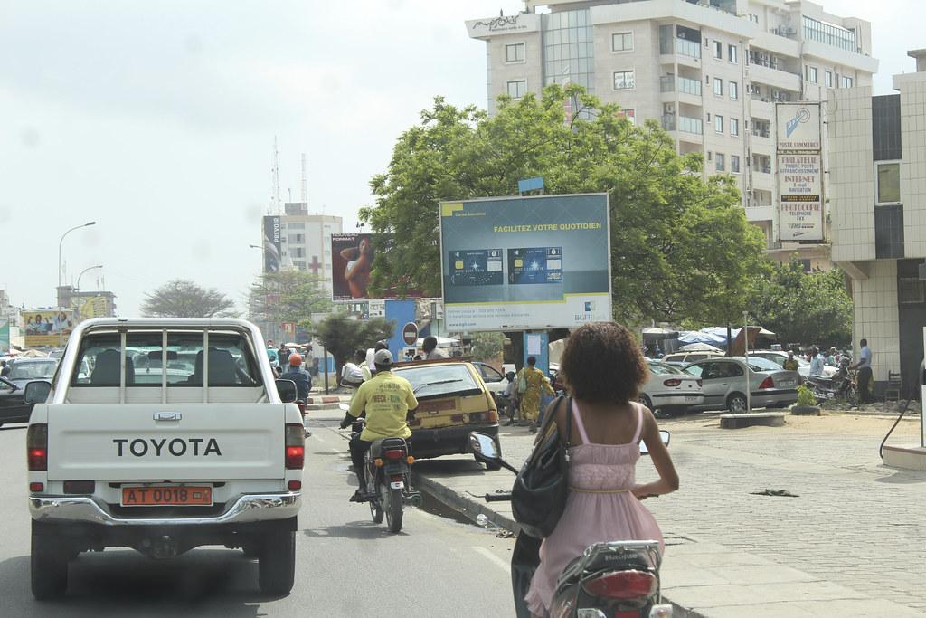 Cotonou Republic Of Benin Cotonou In Republic Of Benin