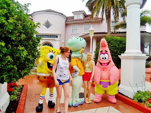 Athlete hookup reality vs imagination spongebob video