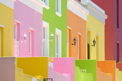 Bo-Kaap, The Cape Malay Quarter, Cape Town