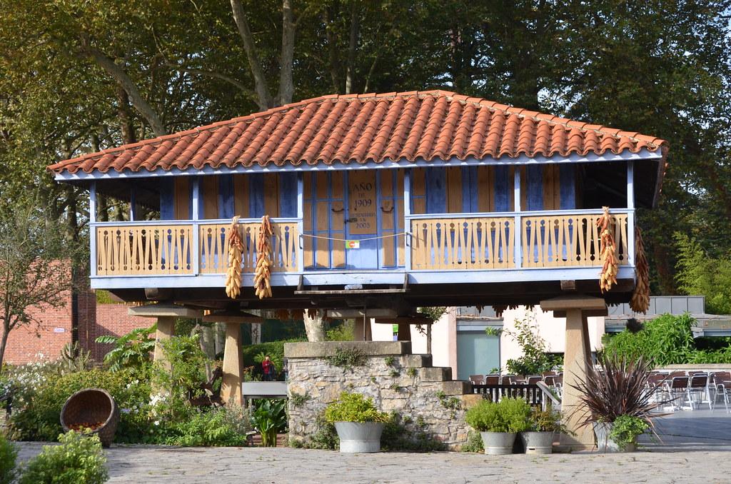 Asturias gij n jard n bot nico atl ntico el jard n for El jardin botanico gijon