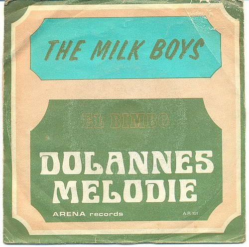 The Milk Boys - Dolannes Melodie