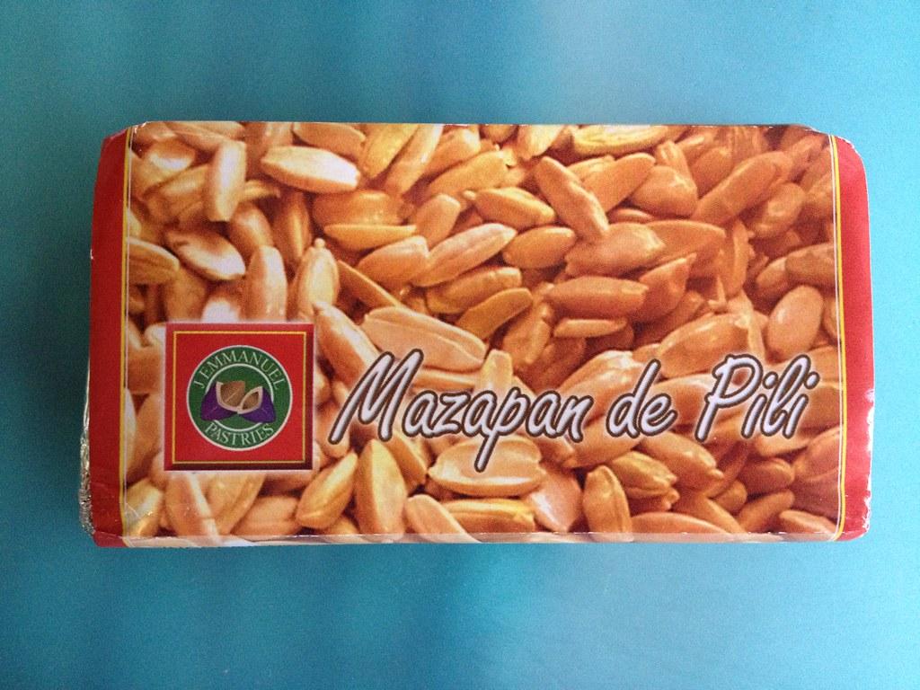 Mazapan De Pili Ingredients Are Ground Pilinuts Milk Su Flickr