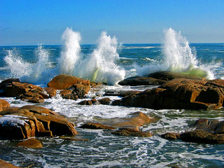 Atlantic Waves, Biddeford Pool, Maine | by LibertyforCaptives