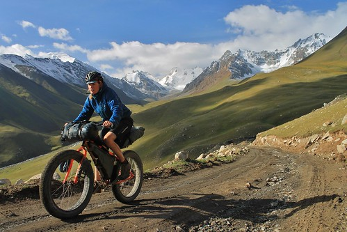 Climbing to our first 4000m Kyrgyz pass | by Pikes On Bikes