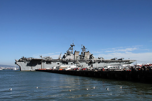 uss makin island san francisco | by wizardkitten