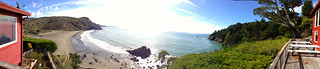 iPhone 5 Panorama, Muir Beach CA | by jlweisberger