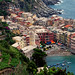 View over the Village of Vernazza