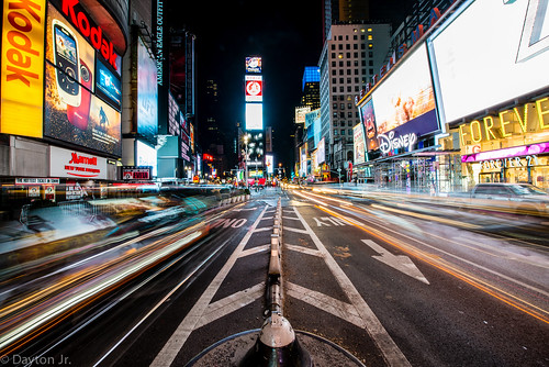 New York - Times Square @ 3AM | by Donetts Diniz