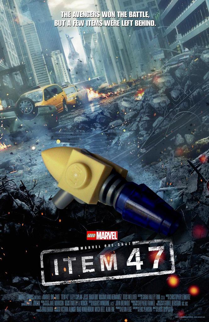 Marvel One Shot Item 47 Lego Version Val0194 Flickr