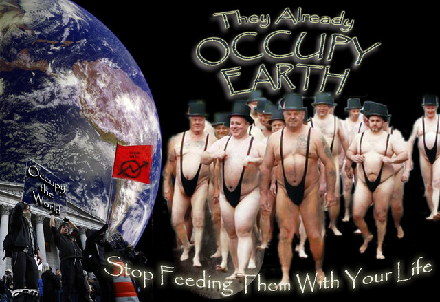 Occupy Earth by R. Ayana