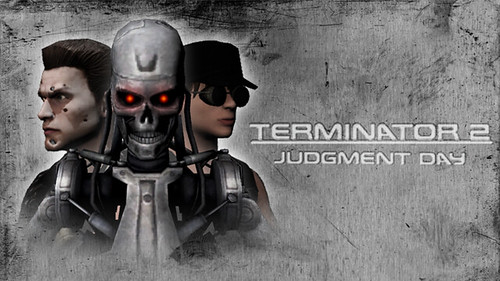 PlayStation Home: Terminator 2 | by PlayStation.Blog