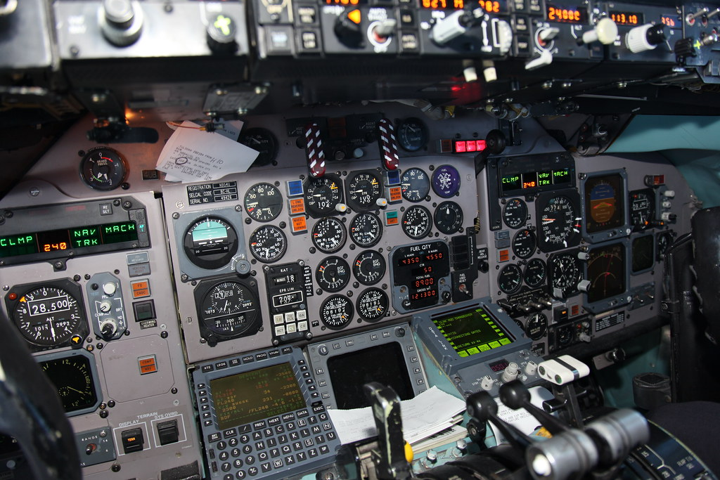 Md 80 Cockpit Isn T Technology Grand Kent Wien Flickr