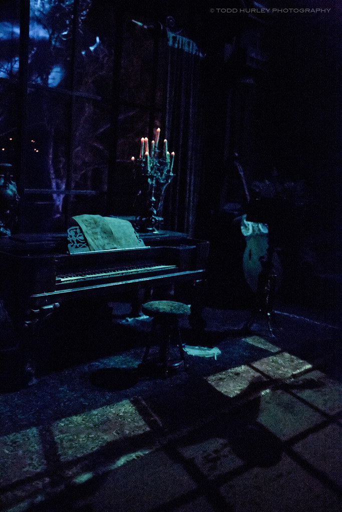 Haunted Mansion Ghost Piano Player | Walt Disney World The ...