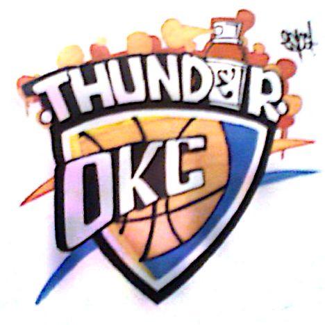 Luis Favela Okc Thunder Costume Logo2011 2013
