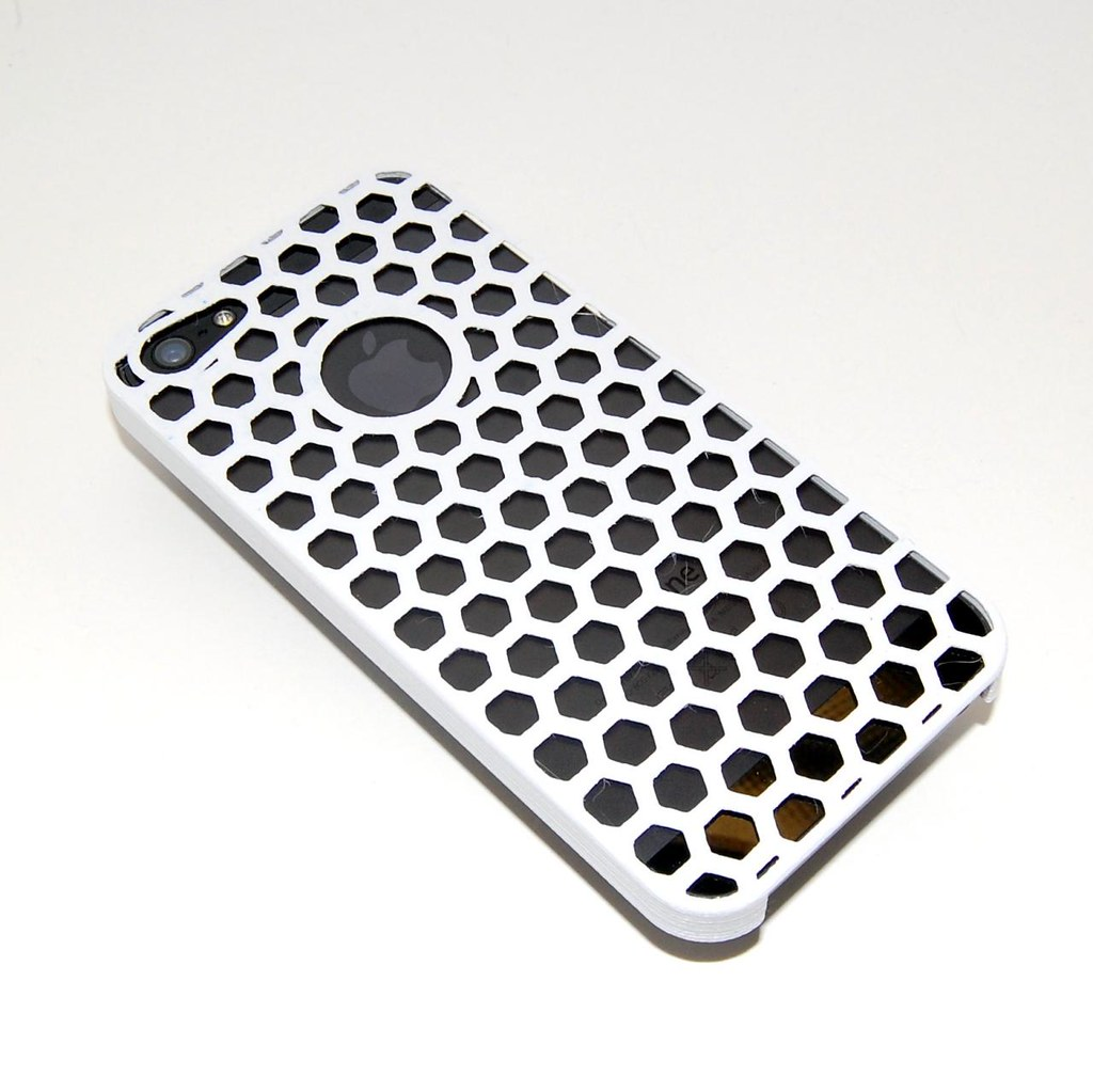Case Design printed phone case : 3D printed phone case : Homebuilt 3D printer is working well ...