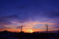 Culiacán sunset