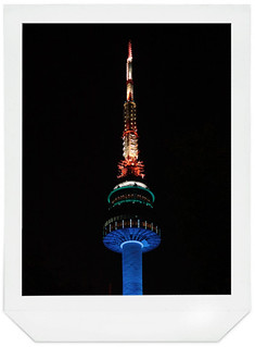 n_seoul_tower | by sooishi