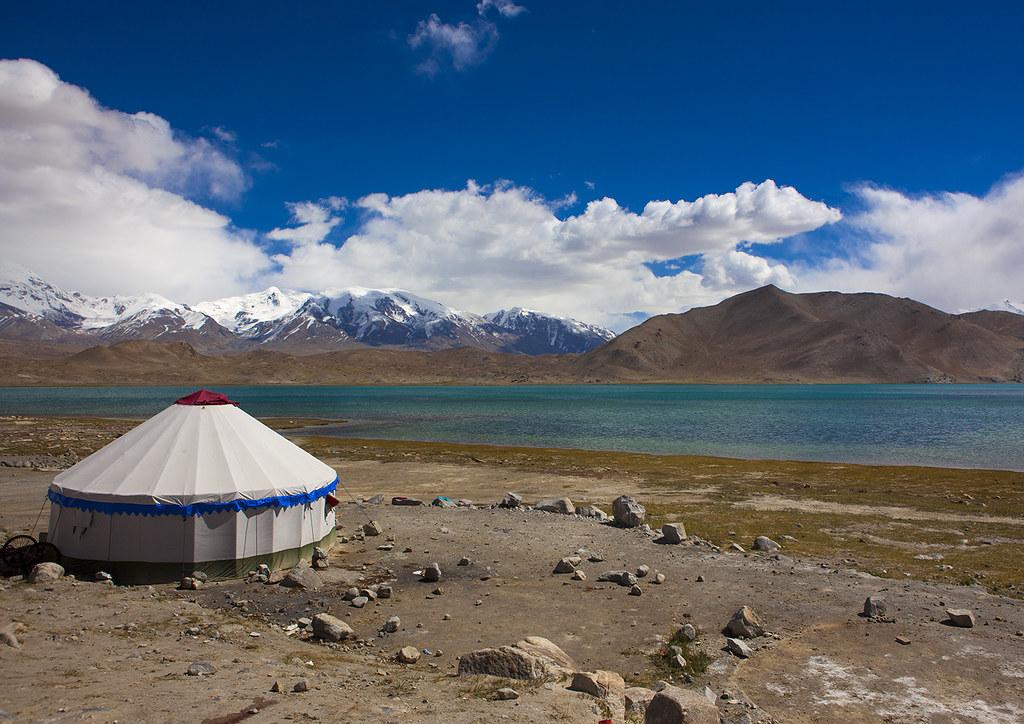 Karakul Lake Xinjiang Karakul Lake Xinjiang China