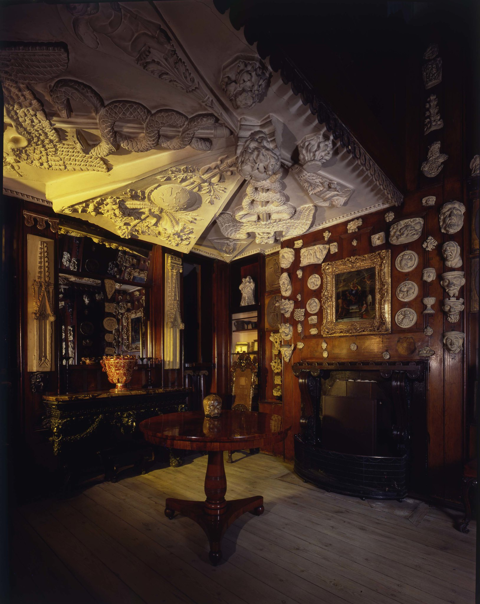 sir john soane 39 s museum flickr. Black Bedroom Furniture Sets. Home Design Ideas