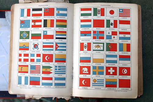 flags | by David Lebovitz