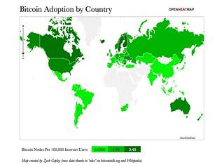 X Bitcoin Co Id On A Bank
