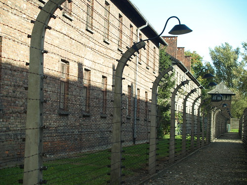 auschwitz a symbol of terror genocide Established by the nazis in 1940, auschwitz-birkenau has become a symbol of terror, genocide and the holocaust although the exact number of victims is unknown, many jews, poles and gypsies died here.