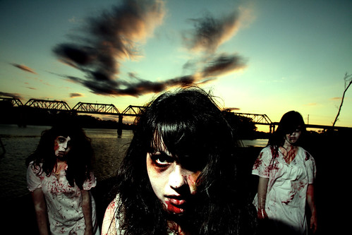 Bundaberg Zombies | by ABC Open Wide Bay