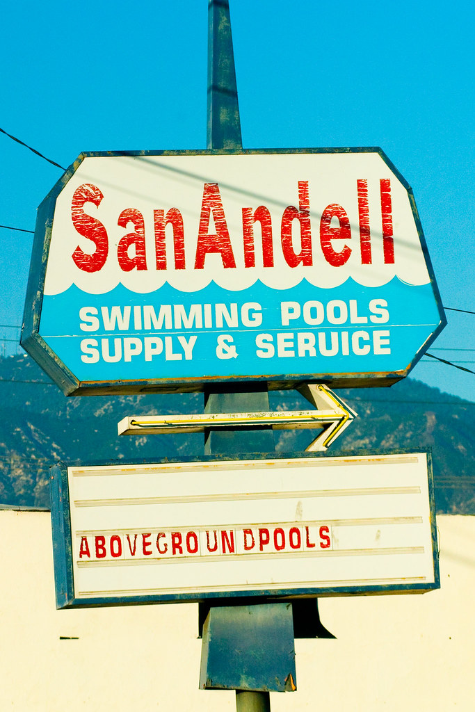 San Andell San Andell Swimming Pools 166 S Rosemead Blvd P Flickr