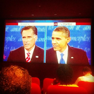"OH ""80s called. They want their foreign policy back"" #debate #T4O 