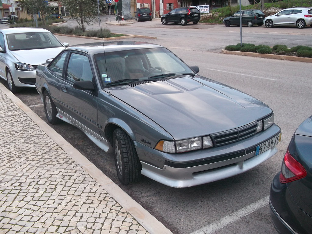 1989 Chevrolet Cavalier Z24  Nutrilo  Flickr