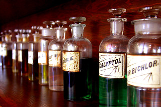 Medicine Bottles | by Silos & Smokestacks National Heritage Area