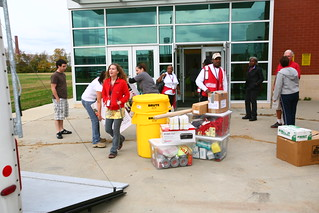 ShelterSetupRoxFels | by Red Cross Eastern Pennsylvania