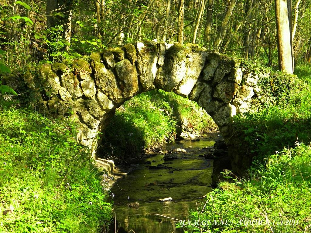 Petits ponts de la m rantaise voisins le bretonneux for Parc naturel yvelines