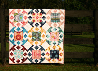Ty Pennington quilt for Market | by Don't Call Me Betsy