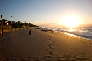 Early morning Ansteys | by Ansteys Beach Self Catering and Backpackers