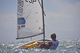 "Optimist ""Movistar"" 