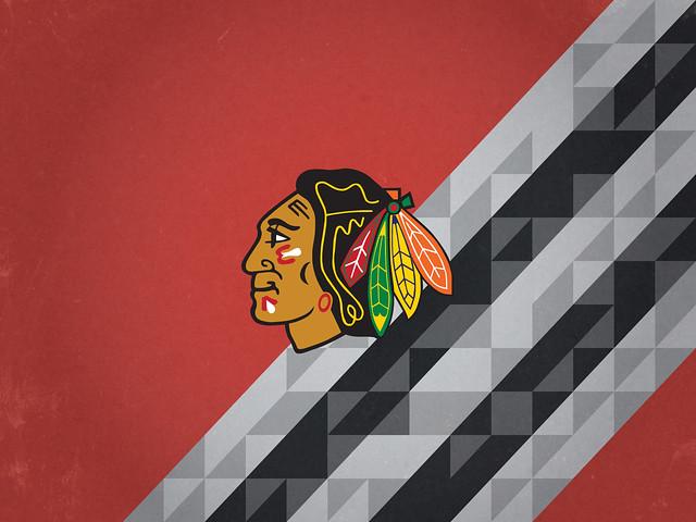 Chicago Blackhawks IPad Wallpaper