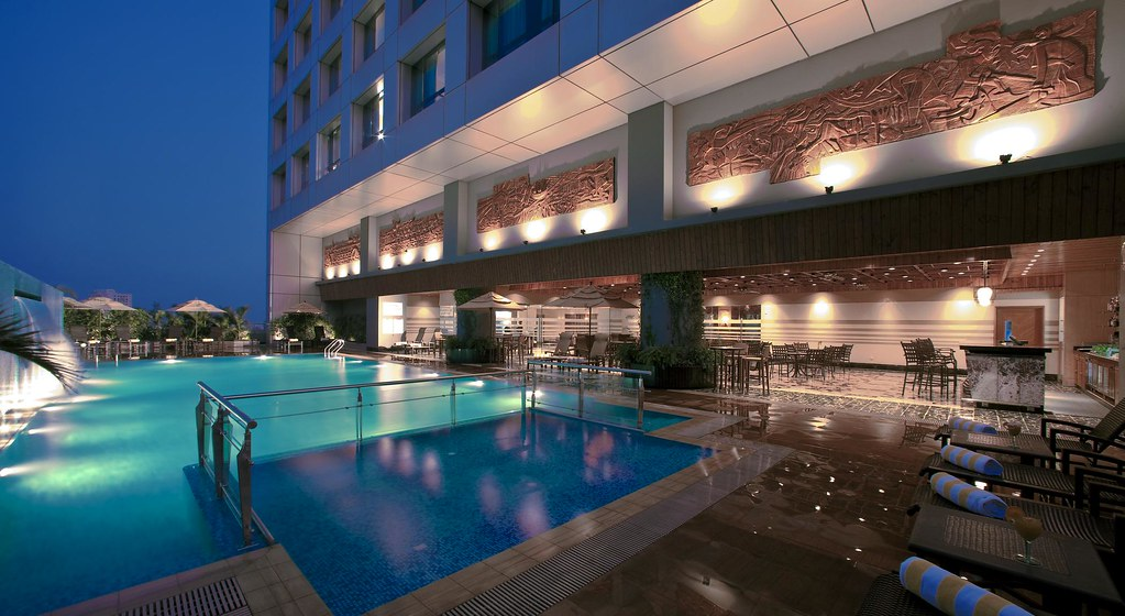 The Westin Dhaka Swimming Pool Swimming Pool Pool The West Flickr