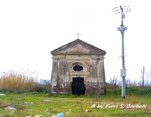 Via San Tammaro Vico Rione Villa Literno