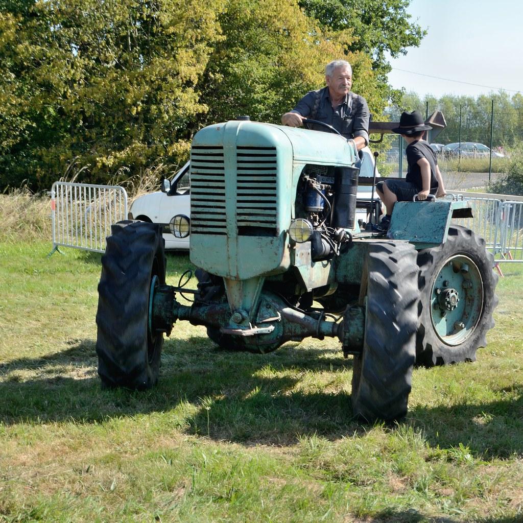 tracteur forestier agrip