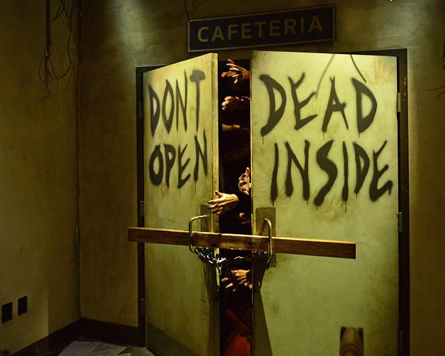 The Walking Dead, Los Angeles