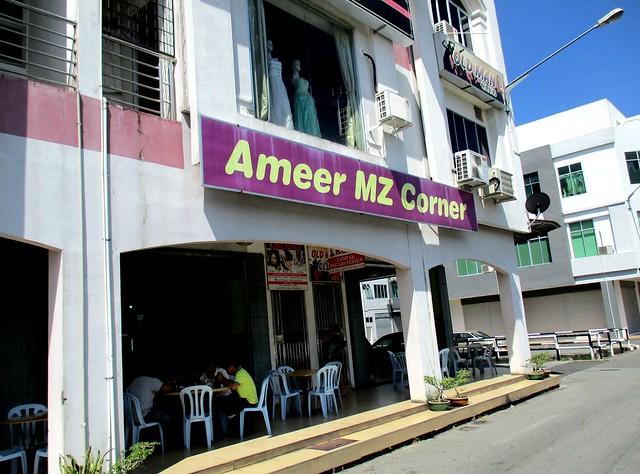 Ameer MZ Corner
