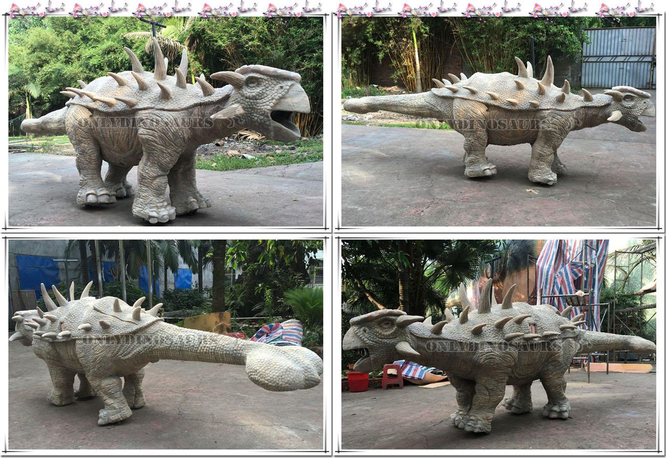 Dinosaur Ride Silicone Skin