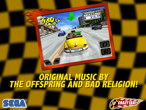 Crazy Taxi | by SEGA of America