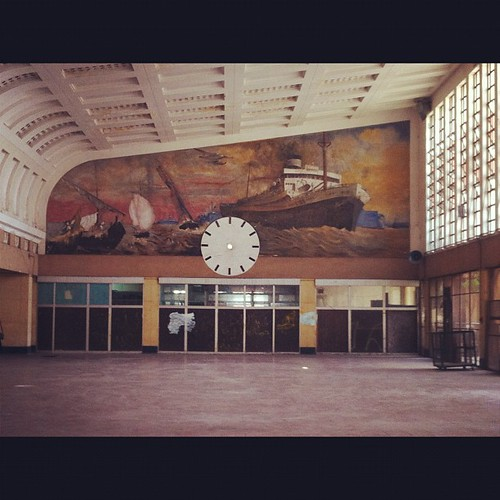 Portsaid Egypt Train Station Art Paintings Architec Flickr