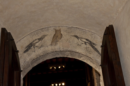 Erotic frescos
