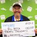 Bill Beck - $30,000 Honey Badger Bucks